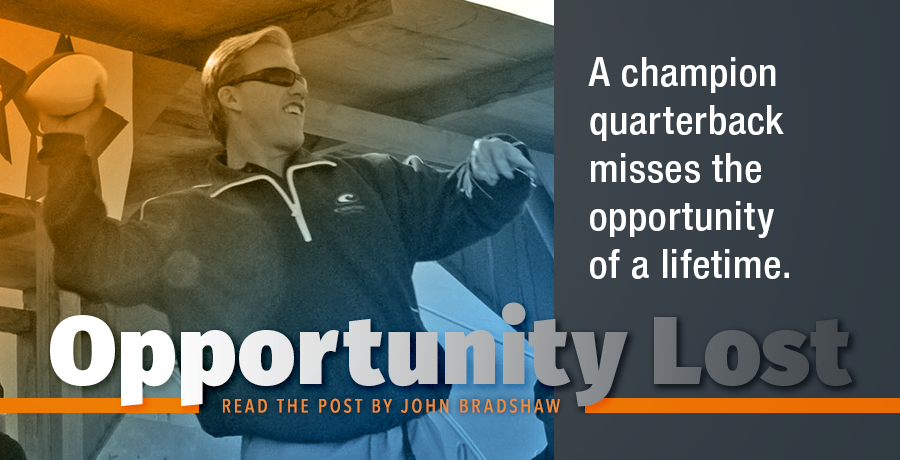 Slider-Opportunity Lost