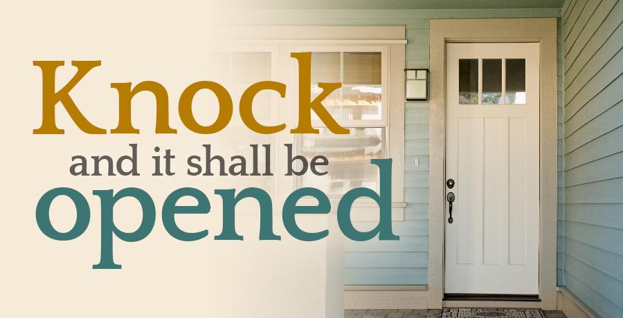 Slider-Knock - no click