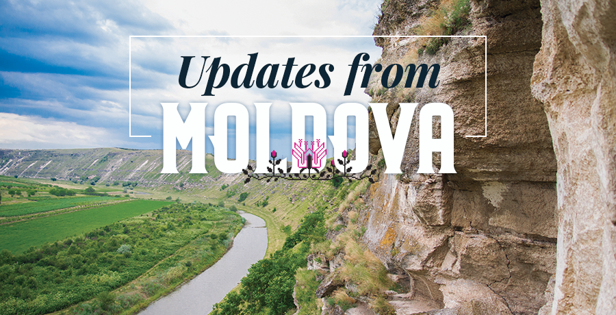 Updates from Moldova